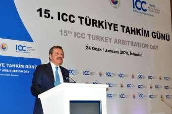 TOBB Başkanı Hisarcıklıoğlu: 'Doğrudan gelen yabancı sermaye yatırımı, yıllık or