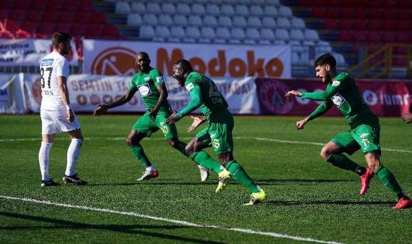 TFF 1. Lig: Tuzlaspor: 0 - Akhisarspor: 3