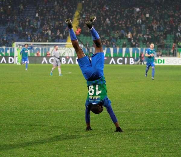 Süper Lig: Çaykur Rizespor: 1 - Medipol Başakşehir: 2 Maç sonucu