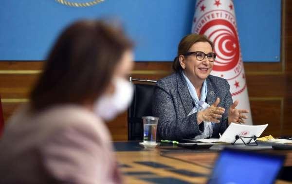 Bakan Pekcan: 'Türkiye-AB ilişkilerinde oluşturulacak pozitif gündemin kilit unsurlarından biri Gümrük Birliği