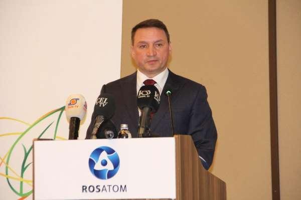 Butckikh: 'Geçen yıl Türkiye ekonomisine 1 milyar dolarlık yatırım yapıldı'