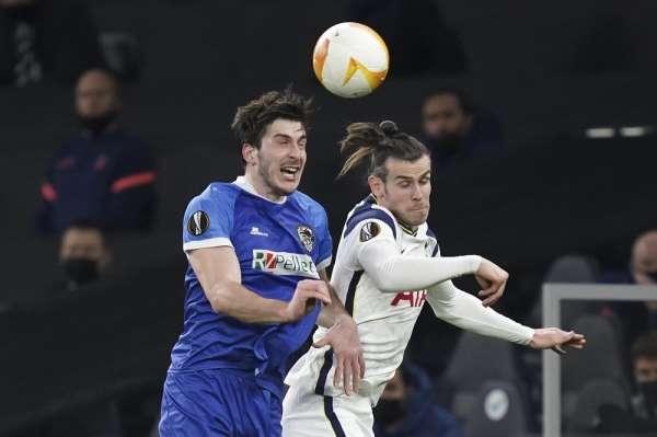 Tottenham, son 16'ya kalan ilk takım oldu