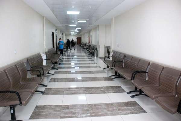 Hastanelerde yoğunluk görüntülerinden eser kalmadı