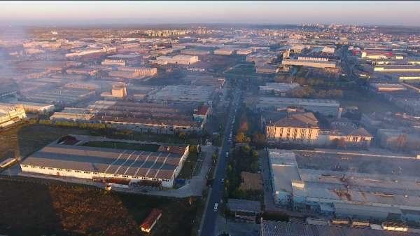 Korona virüs salgını nedeniyle fabrikalarda iş gücü düşürüldü