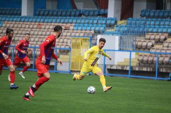 2. Lig: Kardemir Karabükspor: 0 - Eyüpspor: 2