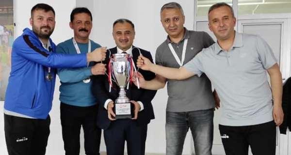 Develi Belediyespor Antrenörü Murat Demirci: