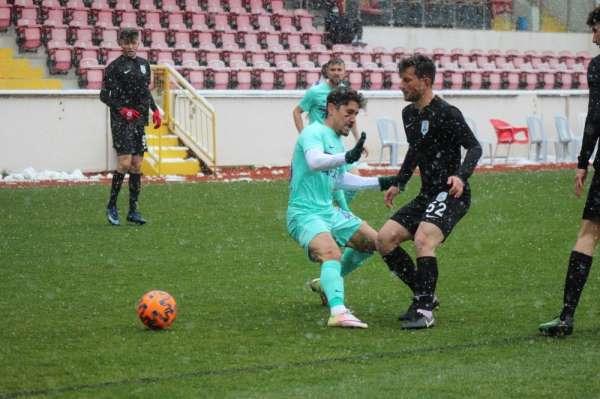 Misli.com 2. Lig: Afyonspor: 2 - Sancaktepe Belediye: 0