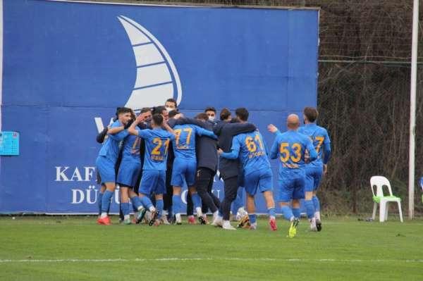 Misli.com 3. Lig: Belediye Derincespor: 3 - Çankaya FK: 1