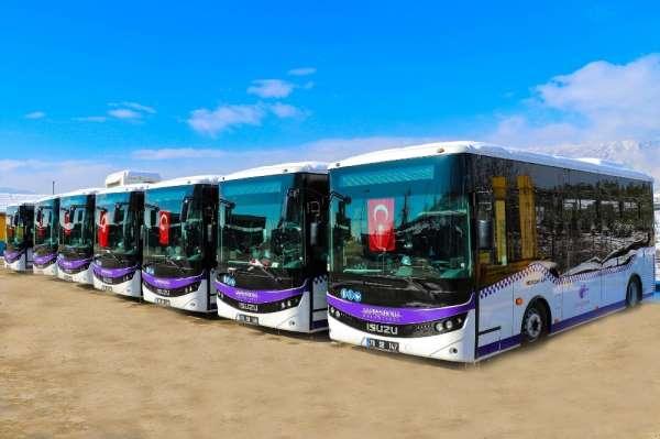 Safranboluda yeni halk otobüsleri hizmete başladı