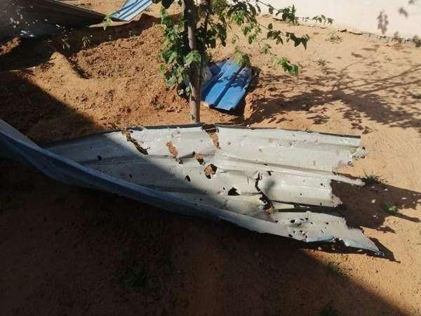 Darbeci General Hafterden Trablusa roketli saldırı: 3 ölü
