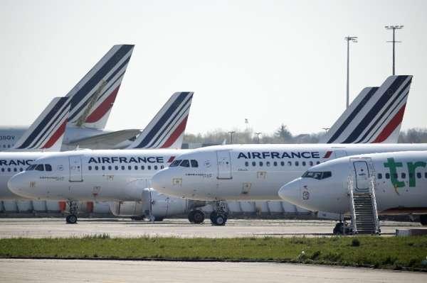 Fransa hükümetinden Air France'a 7 milyar Euro'luk kredi desteği