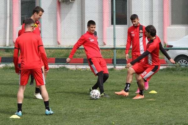 Eskişehirsporda Menemenspor maçı hazırlıkları tamamlandı