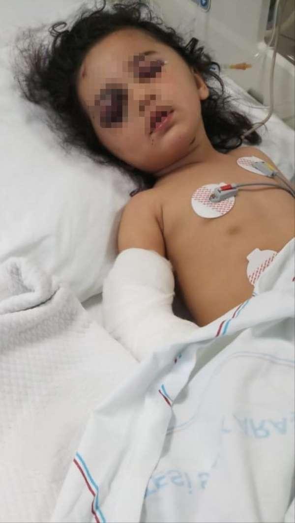Üçüncü kattan düşerek ağır yaralanan çocuk Ankara'ya sevk edildi
