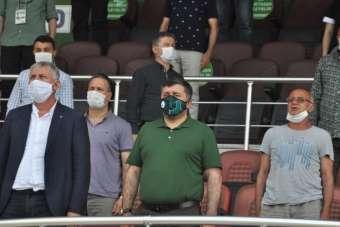 Belediye Başkanı Şenlikoğlu: 'Giresunspor başaracak'