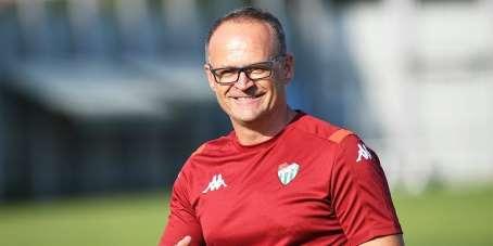 İrfan Buz: 'Adanaspor maçında inşallah ilk galibiyeti alacağız'