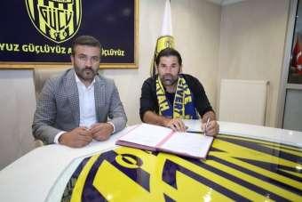 MKE Ankaragücü, teknik direktör İbrahim Üzülmez ile anlaştı.