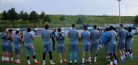 Trabzonspor öne geçtiği maçlarda 20 puan kaybetti
