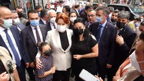 Akşenerden silahlı saldırıya uğrayan Yomra Belediye Başkanı Bıyıka ziyaret