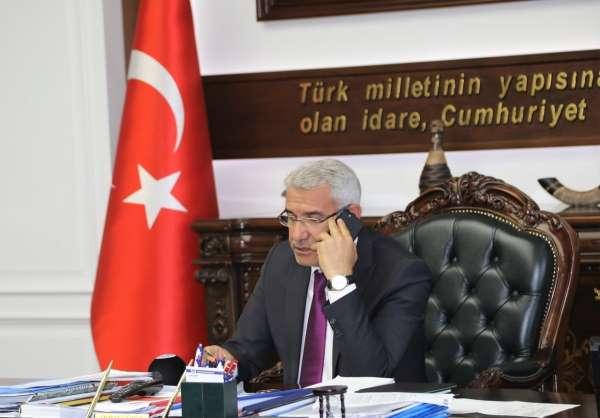 Başkan Güder, Tekstilkent Projesini anlattı