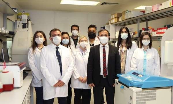 Rektör Çalış: Erciyes Üniversitesi tarafından geliştirilen aşının Türk ismiyle anılması bizi gururlandırdı
