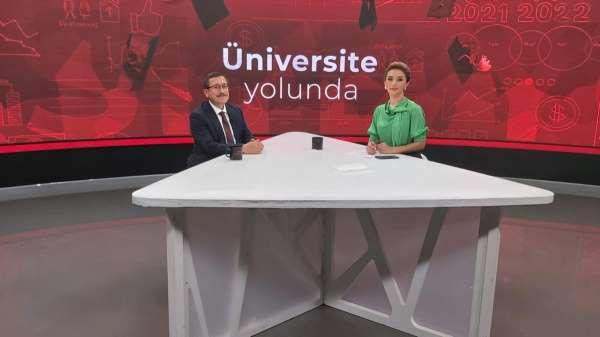 Rektör Kızılay: Dört üniversite kurmuş anaç bir üniversiteyiz