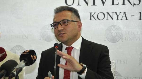 Rektör Prof. Dr. Aksoy: Hedefimiz, gelenekle geleceği buluşturan Selçuk Üniversitesini daha da üst sıralara t