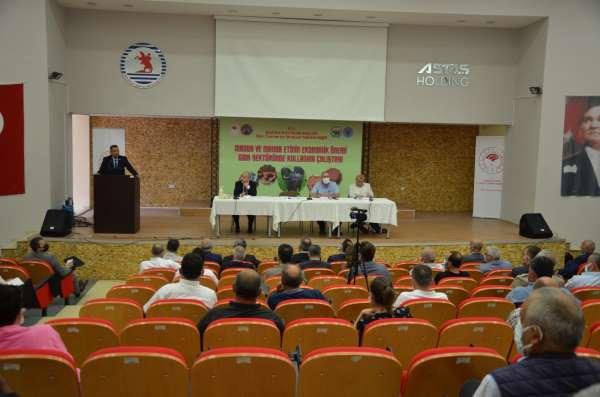 Samsunda Manda ve Manda Etinin Ekonomik Önemi Gıda Sektöründeki Kullanım Çalıştayı