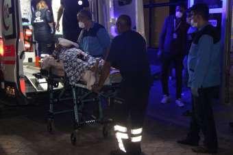 Azez'de patlamada yaralanan Suriyeli Kilis'e getirildi
