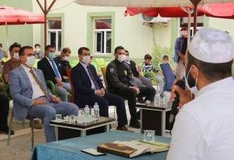 Hakkari'de şehitler için mevlit programı düzenlendi