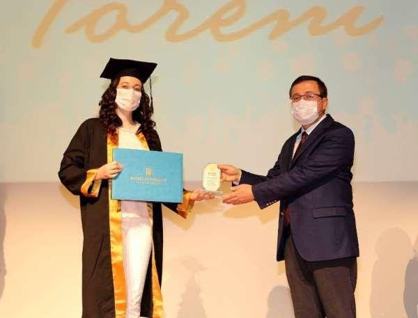 İnönü Üniversitesi'nde ödül töreni düzenlendi