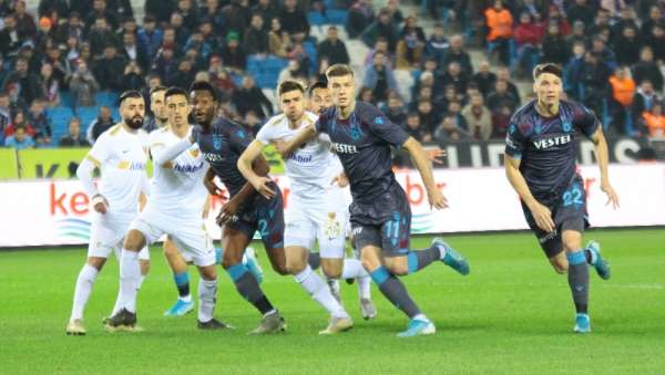 Kayserispor ile Trabzonspor 46.randevuda