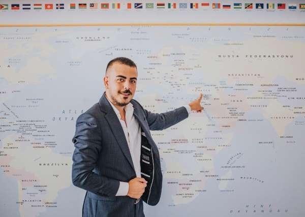 Türkiyeyi Avrupaya taşıyor