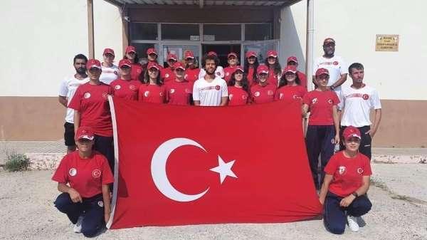 Kriket Bayan A Milli Takımı Denizlide