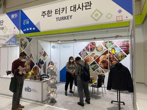 Türk ihraç ürünleri Korede tanıtıldı