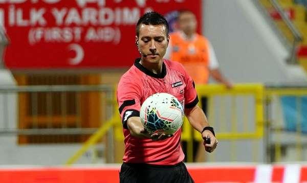 Malatyaspor-Kayserispor maçını Zorbay Küçük yönetecek