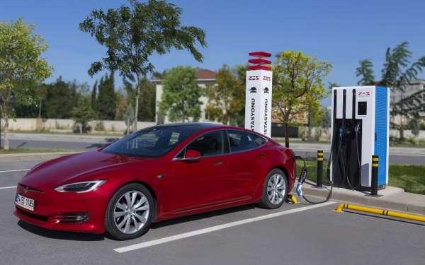ZES'in elektrikli şarj istasyon sayısı 100'e ulaştı