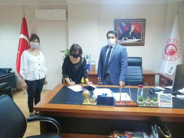 Alaşehir'e salamur yaprak işleme tesisi kurulacak