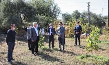 Başkan Gürün, 'Muğla turizmden daha fazlasını tarımdan kazanabilir'