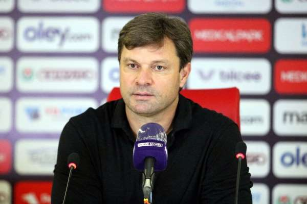 Ertuğrul Sağlam: 'Bu önemli dönüm maçını geçtiğimiz için mutluyum'