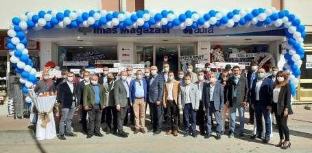 İhlas Pazarlama 80 mağazasını Tavas'ta açtı