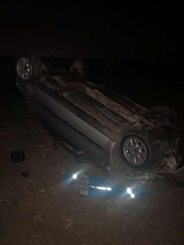Muratlı'da trafik kazası: 1 yaralı