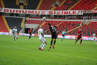Süper Lig: Gaziantep FK: 1 - İ. H. Konyaspor: 0 (Maç sonucu)