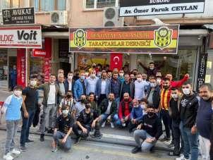 Yeni Malatyaspor Kulüp Başkanı Gevrek'ten teşekkür ziyaretleri