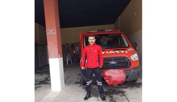 Kazada hayat kurtarmak isterken yaralanan itfaiyeci hayatını kaybetti