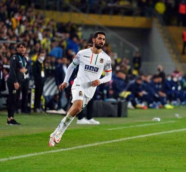 Süper Lig: Fenerbahçe: 1 - Alanyaspor: 2