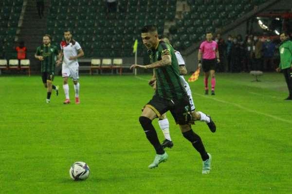 TFF 1. Lig: Kocaelispor: 1 - Gençlerbirliği: 2