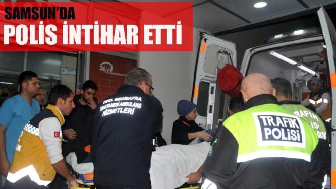 Samsun Haberleri: Polis Memuru İntihar Etti