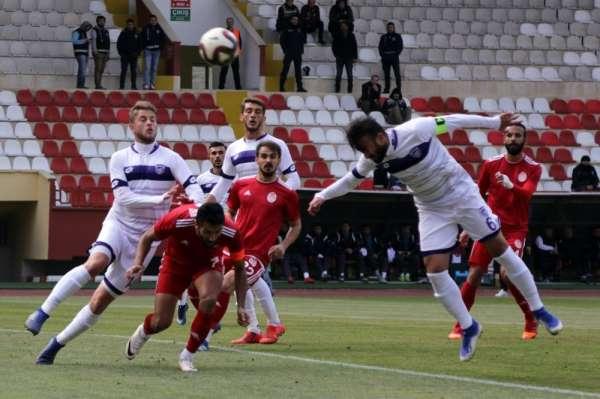 TFF 2. Lig: Gümüşhanespor: 2 - Hacettepespor: 3