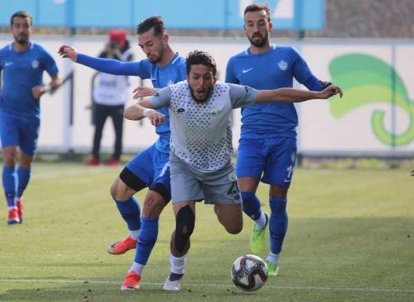 TFF 2. Lig: Sivas Belediyespor: 0 - Tuzlaspor: 2