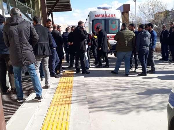 CHP Siirt İl Başkanı Bilek'e saldırı